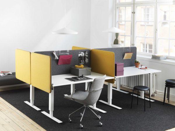 Softline Bord 30 installationsbild på kontor