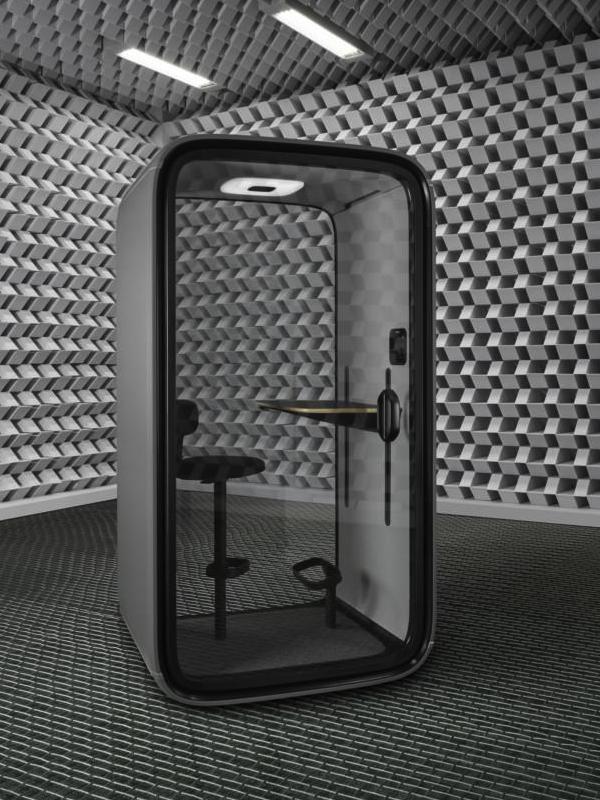 Framery Telefonhytt - Den mindre varianten