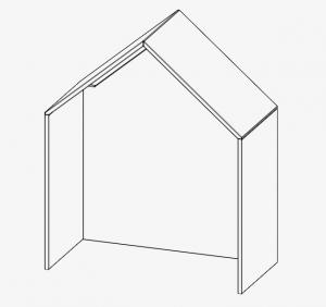 Half A Hut Design