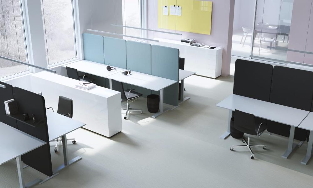 Myten om skärmväggar - Det blir helt tyst bakom