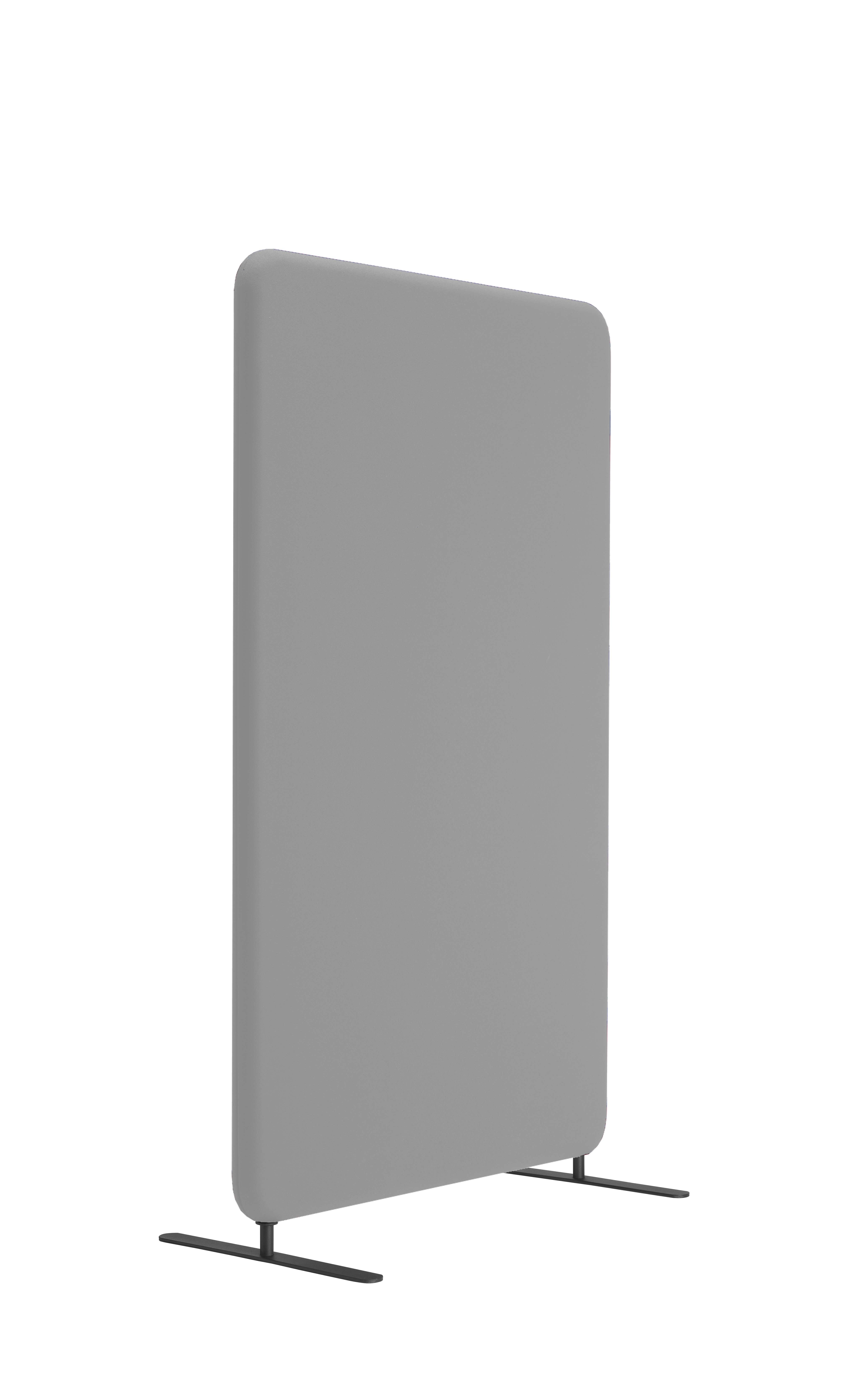 Softline golvskärm i grått