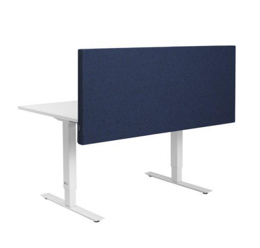 SOneo bordsskärm i blått