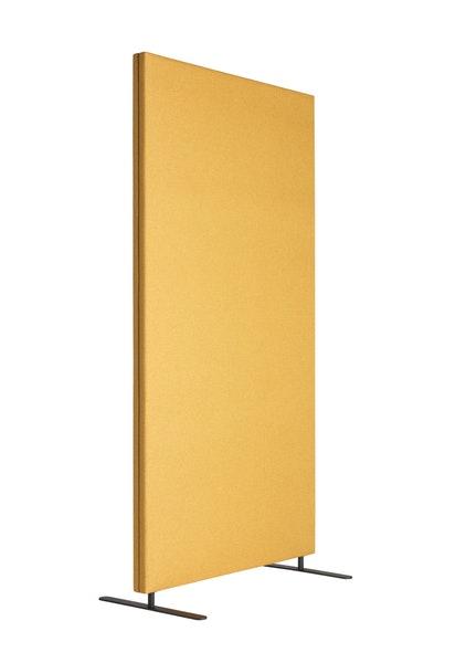 Soneo golvskärm i gul kulör
